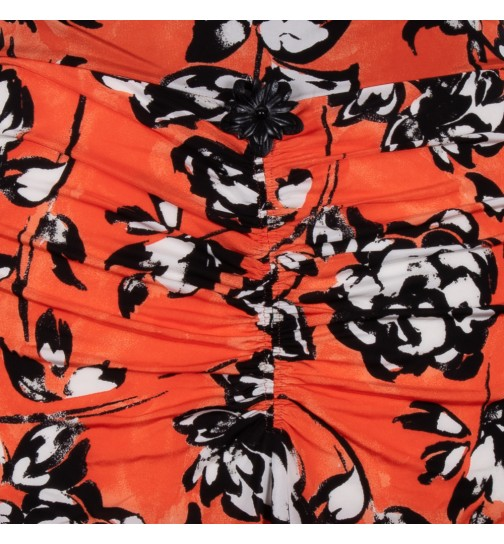 Tangokleid Boleo orange M